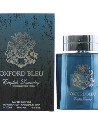 Oxford Bleu by English Laundry, 6.8 oz Eau De Parfum Spray for Men