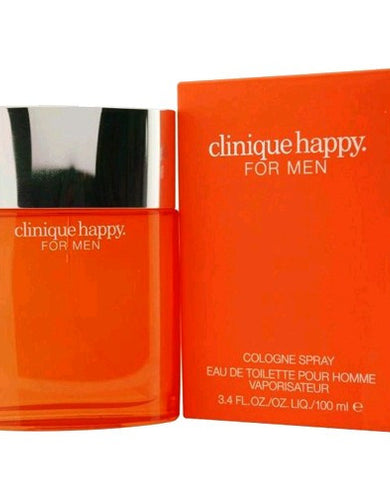 Happy by Clinique, 3.4 oz Cologne Spray for Men