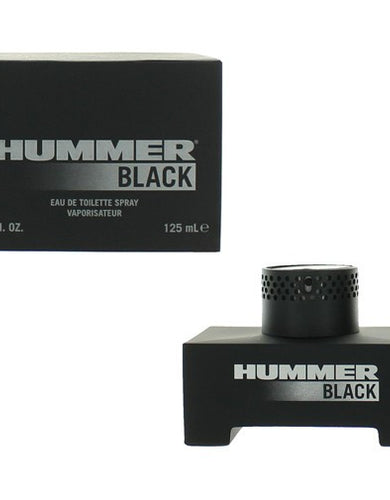Hummer Black by Hummer, 4.2 oz Eau De Toilette Spray for Men