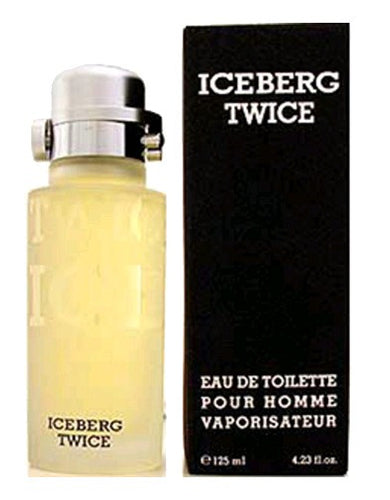 Iceberg Twice by Iceberg, 4.2 oz Eau De Toilette Spray for Men