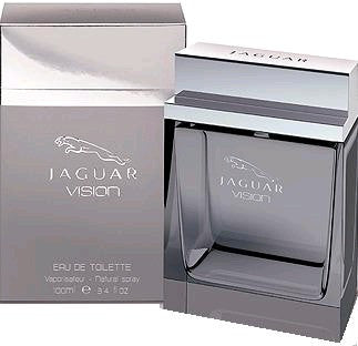 Jaguar Vision by Jaguar, 3.4 oz Eau De Toilette Spray for men
