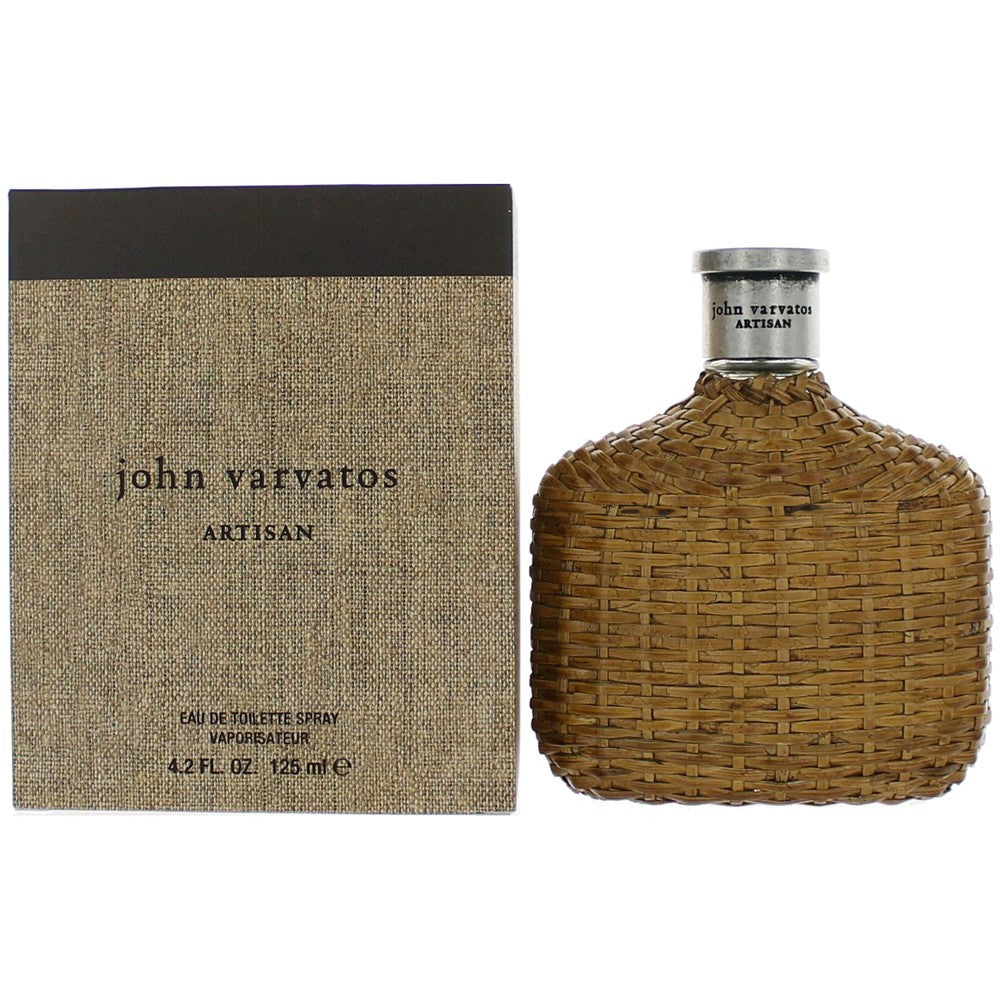 John Varvatos Artisan by John Varvatos, 4.2 oz Eau De Toilette Spray for Men