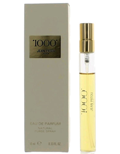 1000 by Jean Patou, .33 oz Eau De Parfum Purse Spray for Women