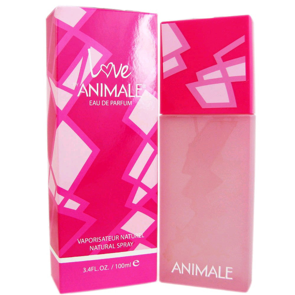 Animale Love by Animale, 3.4 oz Eau De Parfum Spray for Women