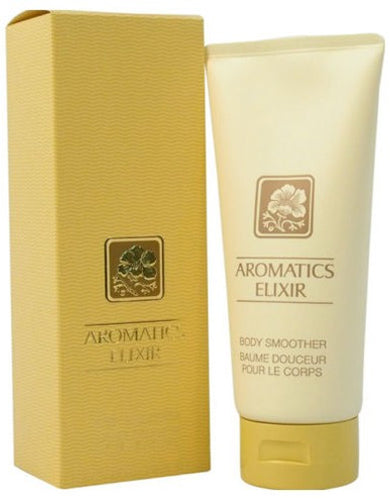 Aromatics Elixir by Clinique, 6.8 oz Body Smoother (lotion) for women