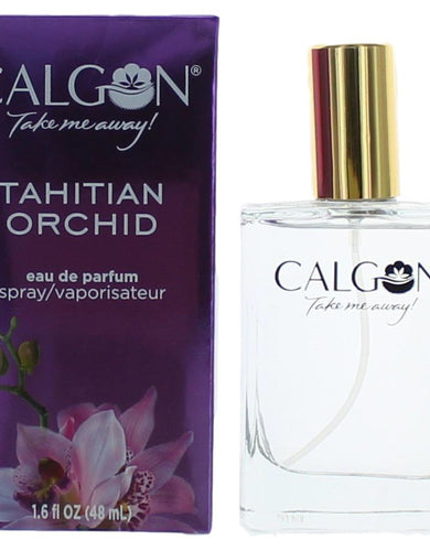 Calgon Tahitian Orchid by Calgon, 1.5 oz Intense Eau De Parfum Spray for Women