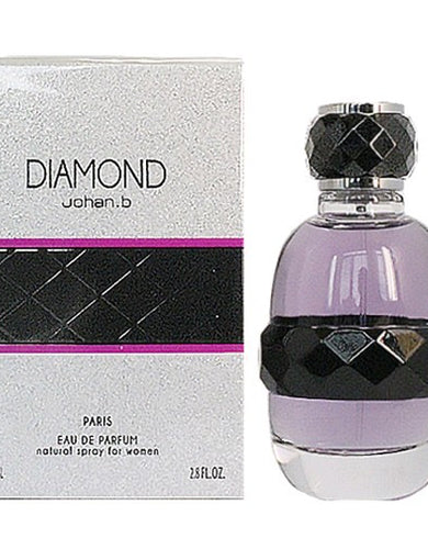Diamond by Johan B, 2.8 oz Eau De Parfum Spray for Women