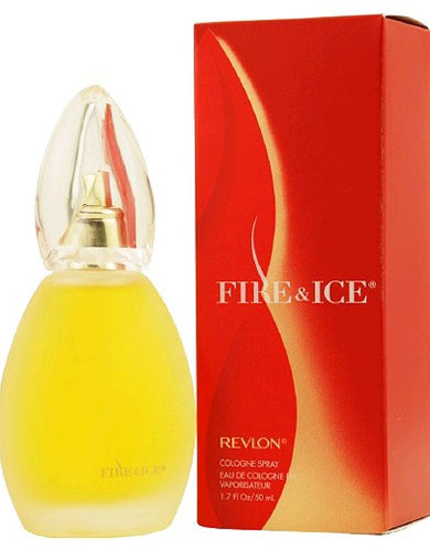 Fire & Ice by Revlon, 1.7 oz Cologne Spray for Women