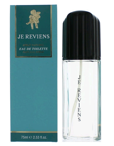 Je Reviens by Worth, 2.5 oz Eau De Toilette Spray for Women