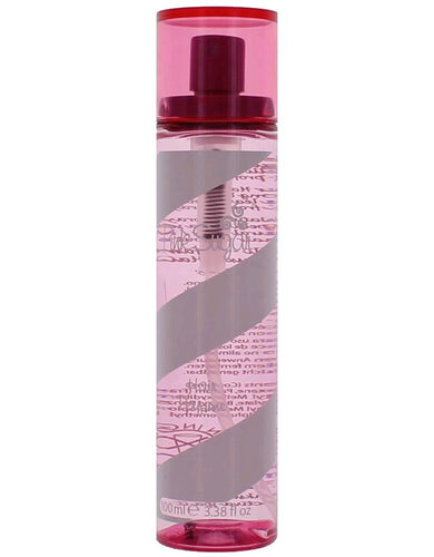 Pink Sugar by Aquolina, 3.38 oz Hair Perfume Spray for Women