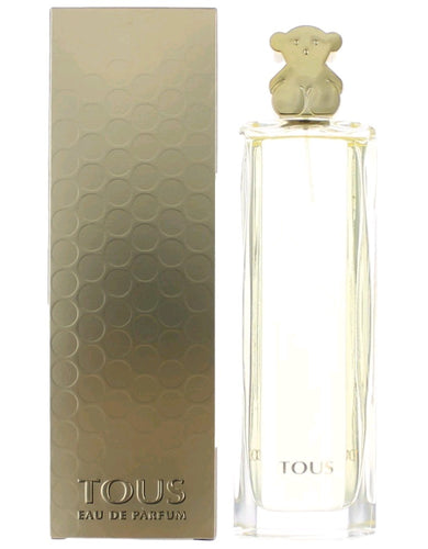 Tous Gold by Tous, 3 oz Eau De Parfum Spray for Women