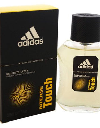 Adidas Intense Touch for Men Eau de Toilette Spray, 3.4 oz
