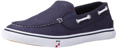 Nautica Men's Doubloon Canvas Slip On