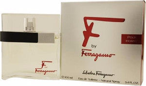 F by Salvatore Ferragamo, 3.4 oz Eau De Toilette Spray for Men