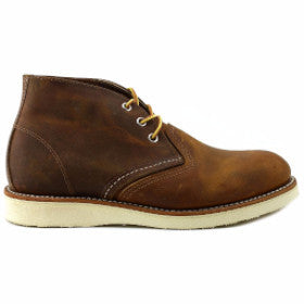 Red Wing Men's Classic Chukka Boot- Style No. 3141