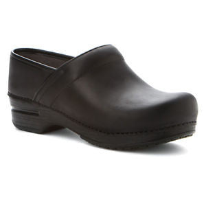 Dansko Women's Pro XP Box Leather Clog
