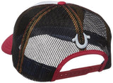True Religion Rainbow Trucker Hat-TR2252