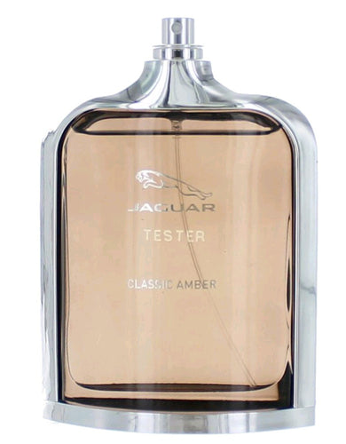 Jaguar Classic Amber by Jaguar, 3.4 oz Eau De Toilette Spray for Men Tester