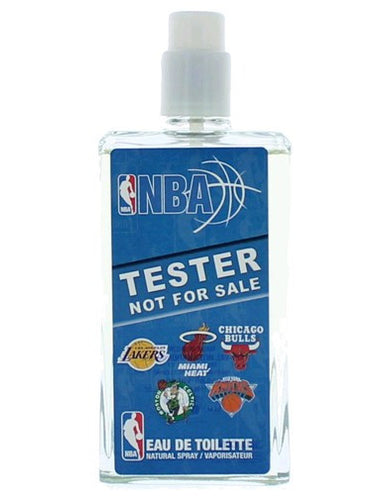 NBA All Teams by NBA, 3.4 oz Eau De Toilette Spray for Men Tester