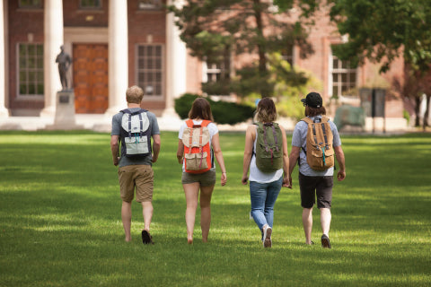 Moving into residence? Grab your backpack and let's go!