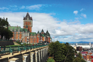 Weekend Road Trip to Explore Quebec