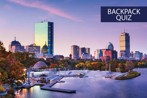 Quiz: What US City Should You Live in Based on Your Backpack Preferences?