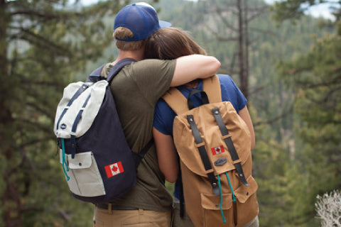Stand out as Canadian while travelling