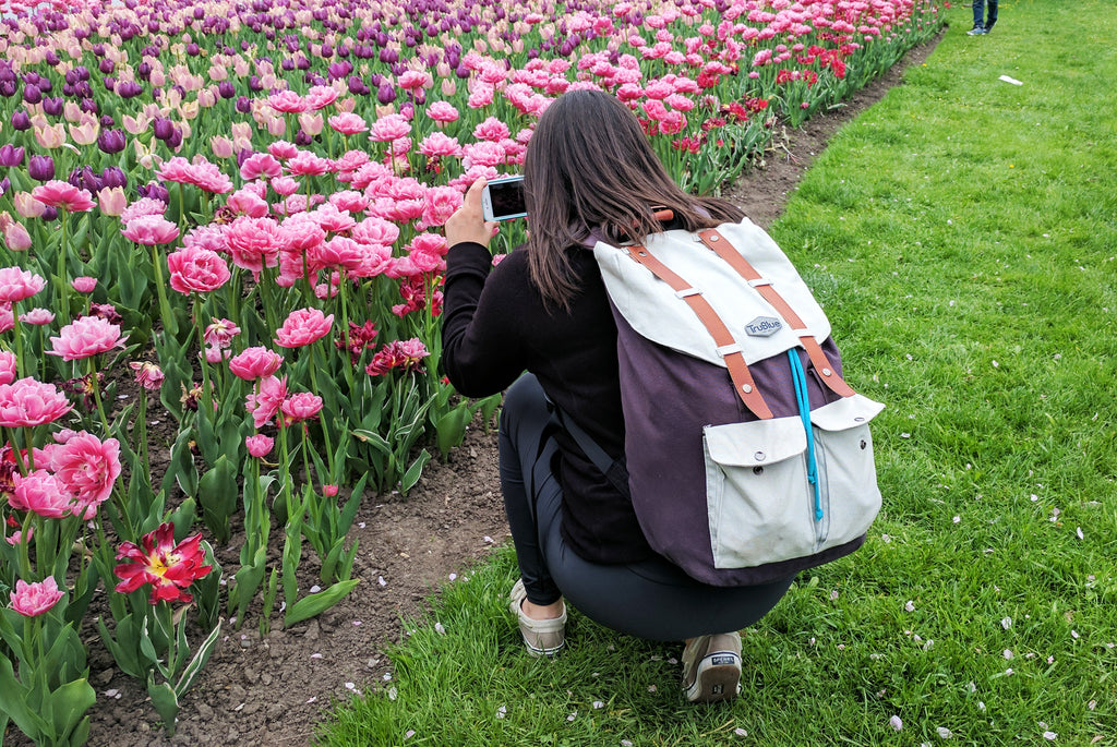 Tulip Backpack Spring