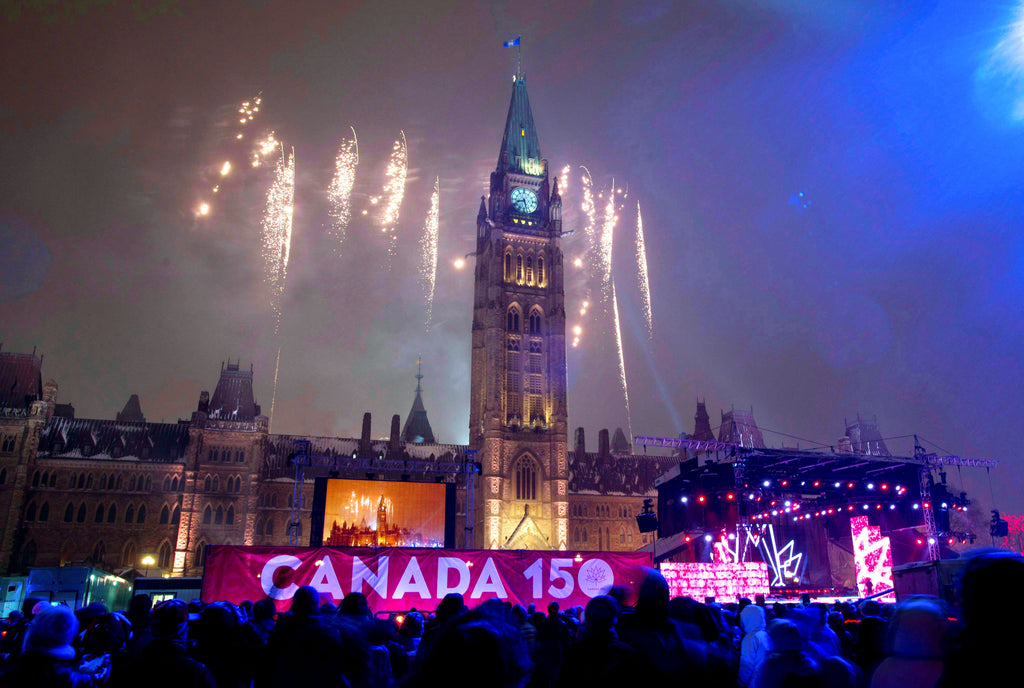 Canada Day - Canada 150 years