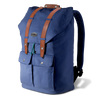 "TruBlue The Original+ Adaptable Backpack for 15.6"" Laptops, Lagoon/Leather"