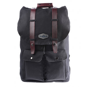 "TruBlue The Original+ Adaptable Backpack for 15.6"" Laptops, Kilauea/Leather"