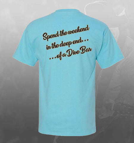 NEW!  DIVE BAR TEE