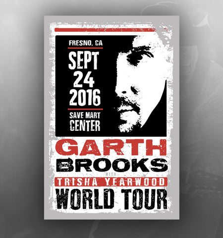 2014 World Tour ATLANTA Event Poster