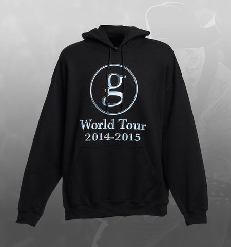 2017 Red World Tour Event Tee