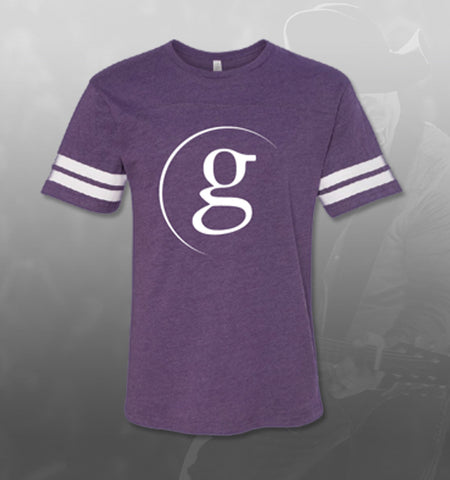 NEW - Unisex 7 Diamonds purple tee