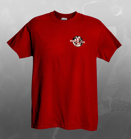 2016 World Tour ANAHEIM Event Tee