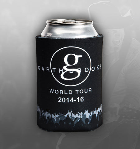 2014-2016 World Tour Koozie