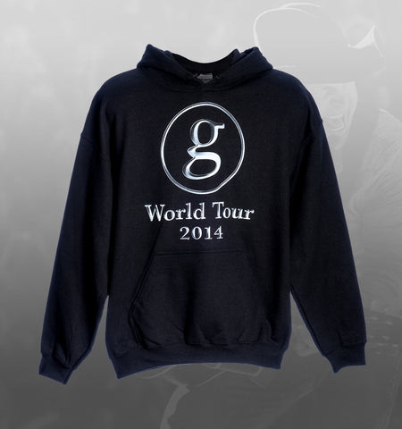 2014-2016 World Tour Globe Tee Chicago – Cincinnati