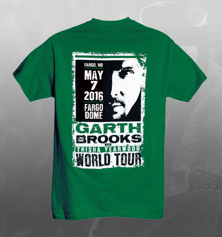 2016 World Tour FARGO Event Tee