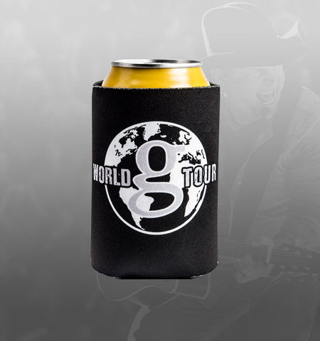 NEW - 2017 World Tour Koozie
