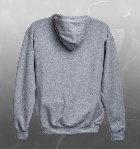 Garth World Tour Grey Hooded Sweatshirt