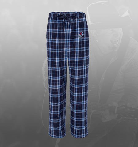 NEW - Garth Brooks World Tour pajama bottoms (blue)