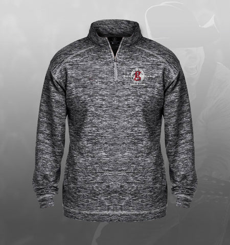 NEW GB World Tour 1/4 Zip pullover