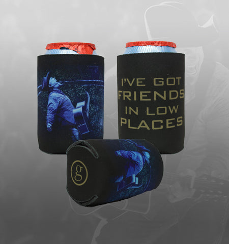 Garth Brooks World Tour RED Koozie