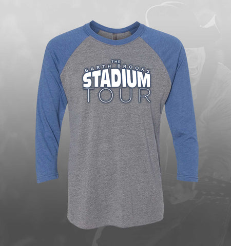 * PRE ORDER STADIUM TOUR EVENT Tee - DENVER - Ships Week Of June 17th