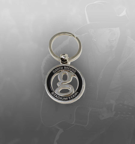 Garth Brooks Stadium Tour Magnet