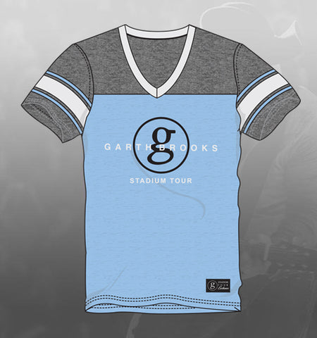 GARTH CAROLINA Event Tee