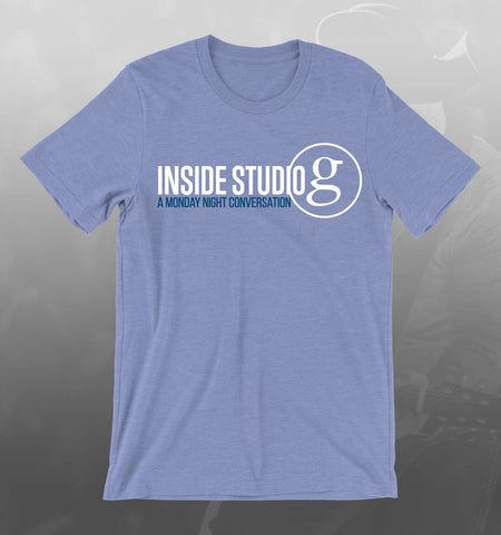 NEW!  INSIDE STUDIO G SUNSET TEE