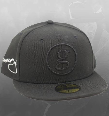 NEW ERA STADIUM TOUR 59FIFTY HAT - CHARCOAL **