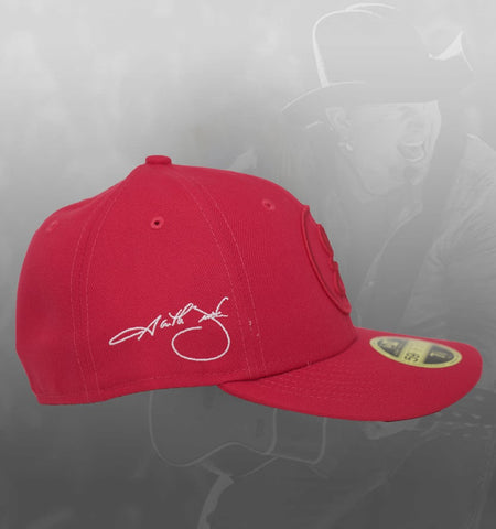 NEW ERA SIGNATURE SERIES 59FIFTY HAT - PINK **